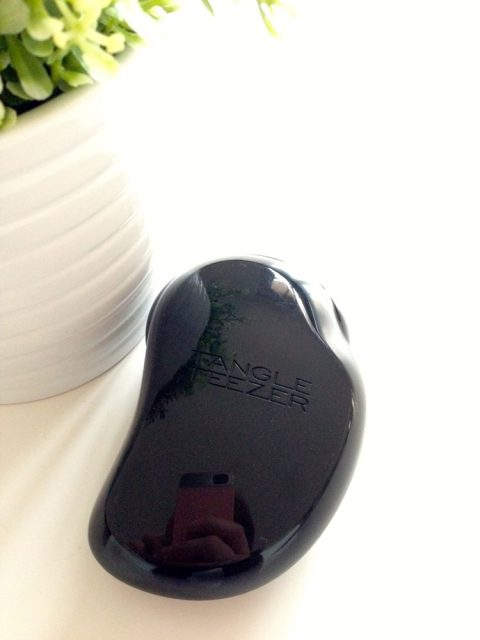 Photo Brosse Tangle Teezer Black