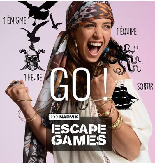 Narvik Escape Games Aix En Provence Mademois Ailes Coco