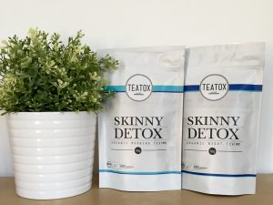 J'ai testé la cure detox de Teatox