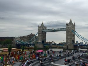 Londres en 3 jours – Tamise, Tate Modern, Borough Market, Tower Bridge & co
