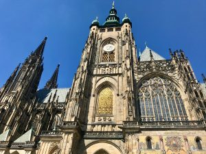 Prague en 4 jours : Hradčany (le Château)
