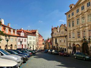 Prague en 4 jours : Malá Strana