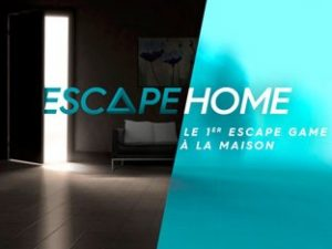 J'ai testé le 1er Escape Game à la maison
